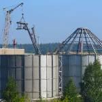 2007 год, монтаж, г. Светогорск